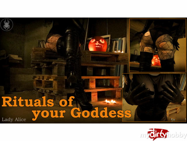 Rituals of your Goddess